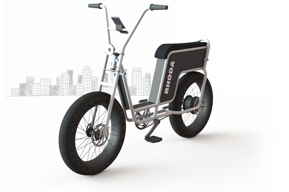 Rhoda AT – Lanka's first electric bicycle