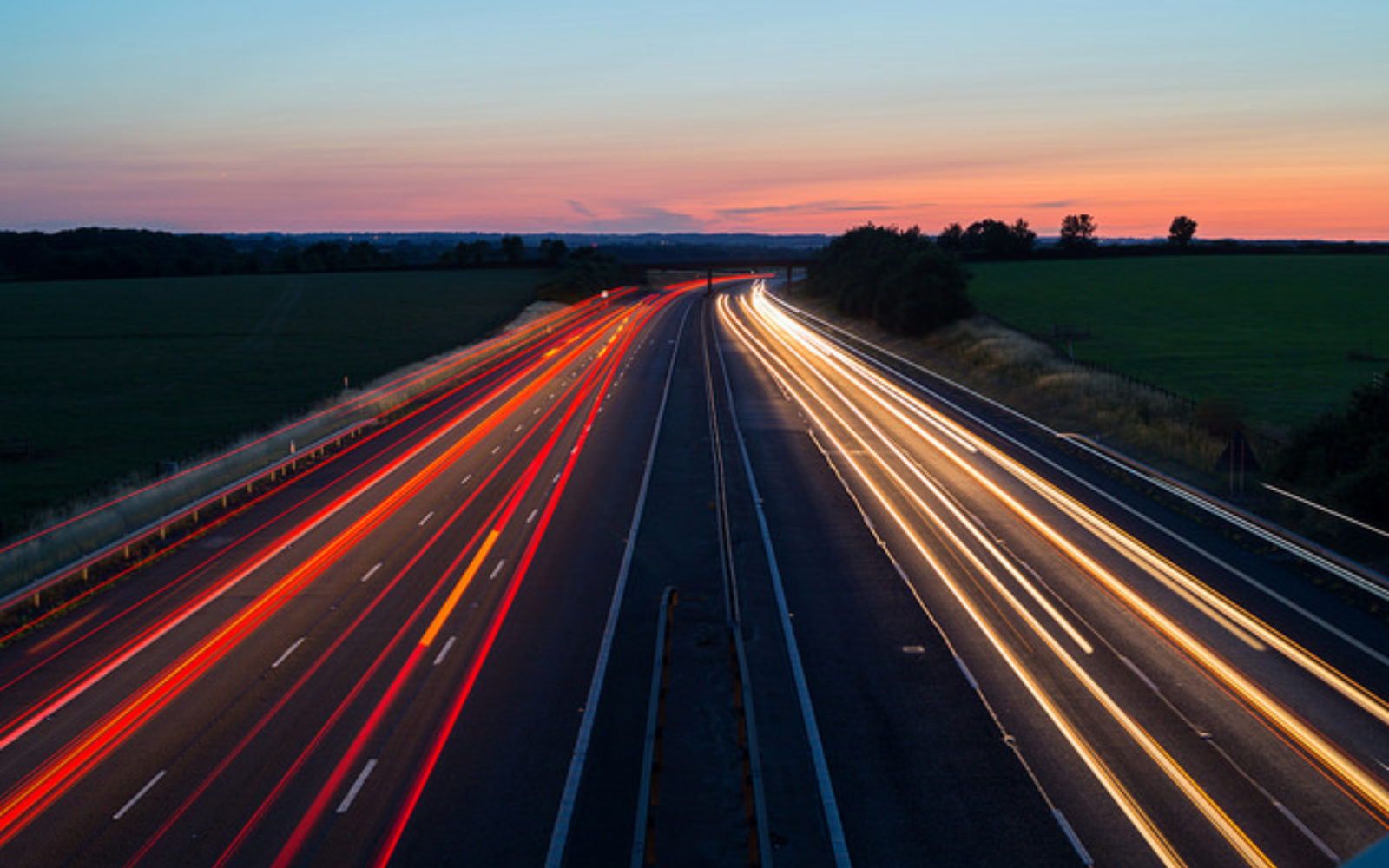First UK carbon neutral road improvement project