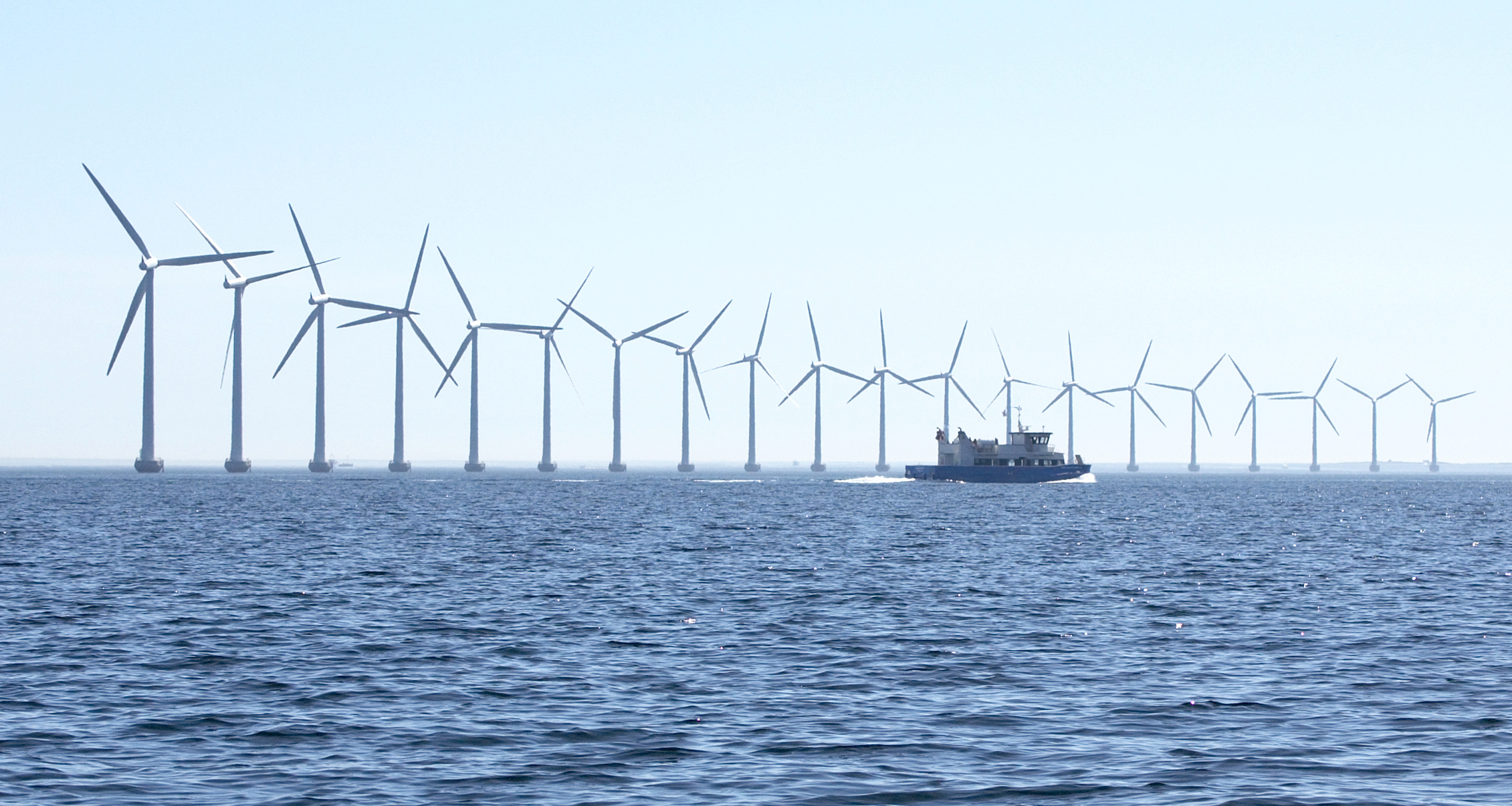 UK leads G20 for share of electricity sourced from wind