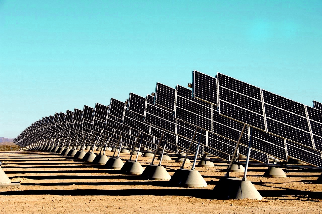Is A Renewable Energy Boom Coming To The Middle East?