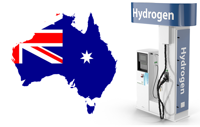 Over $100 million to build Australia's first large-scale hydrogen plants