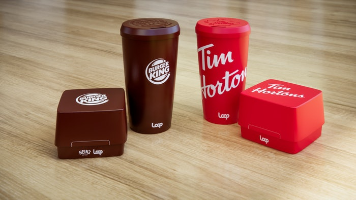 """Burger King launches """"green packaging pilot program"""" and expands reusables test"""