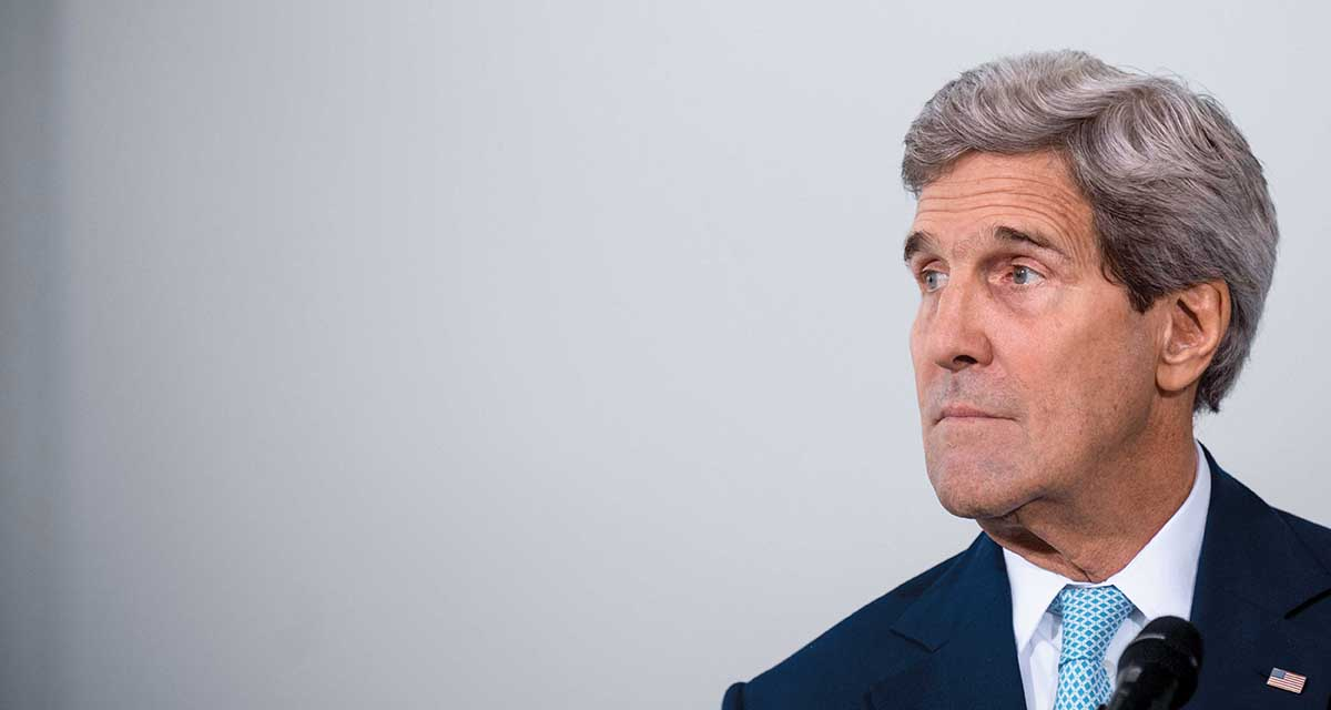Half of emissions cuts will come from future tech, says John Kerry