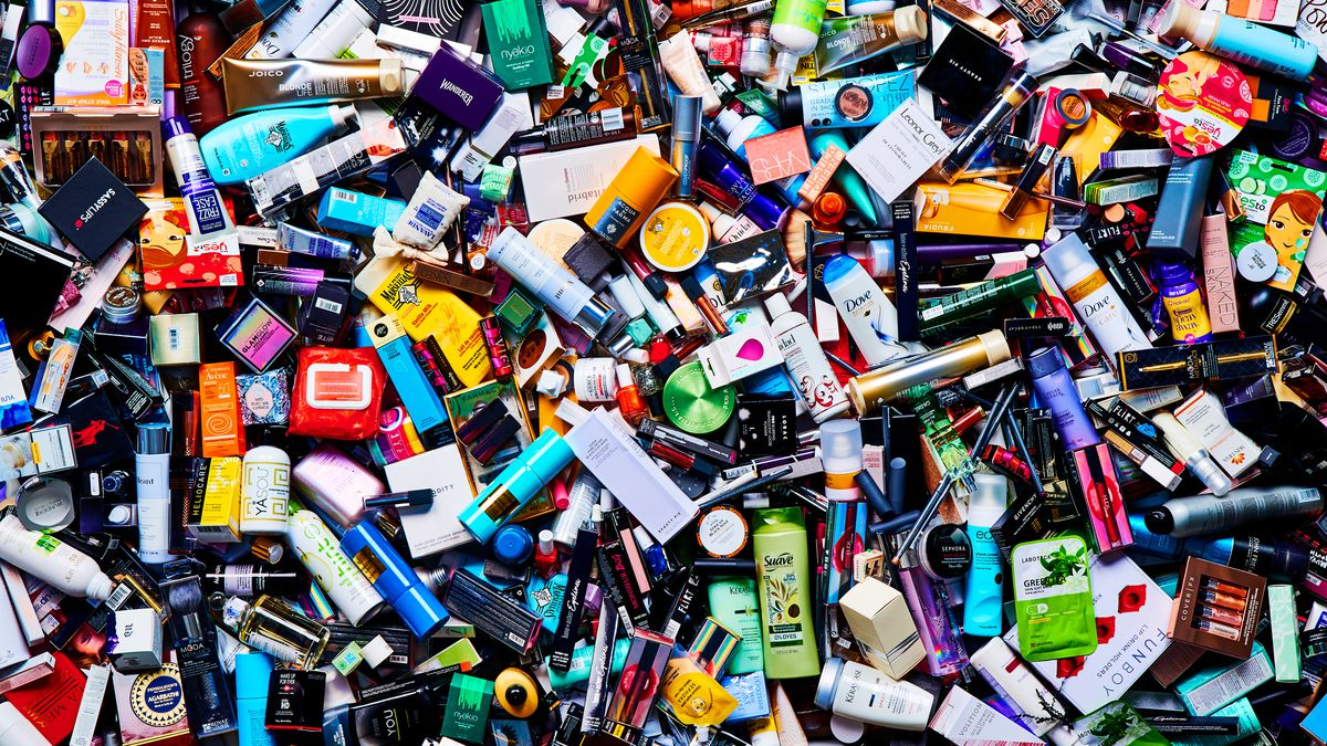 A solid step towards Green recycling of Cosmetic waste