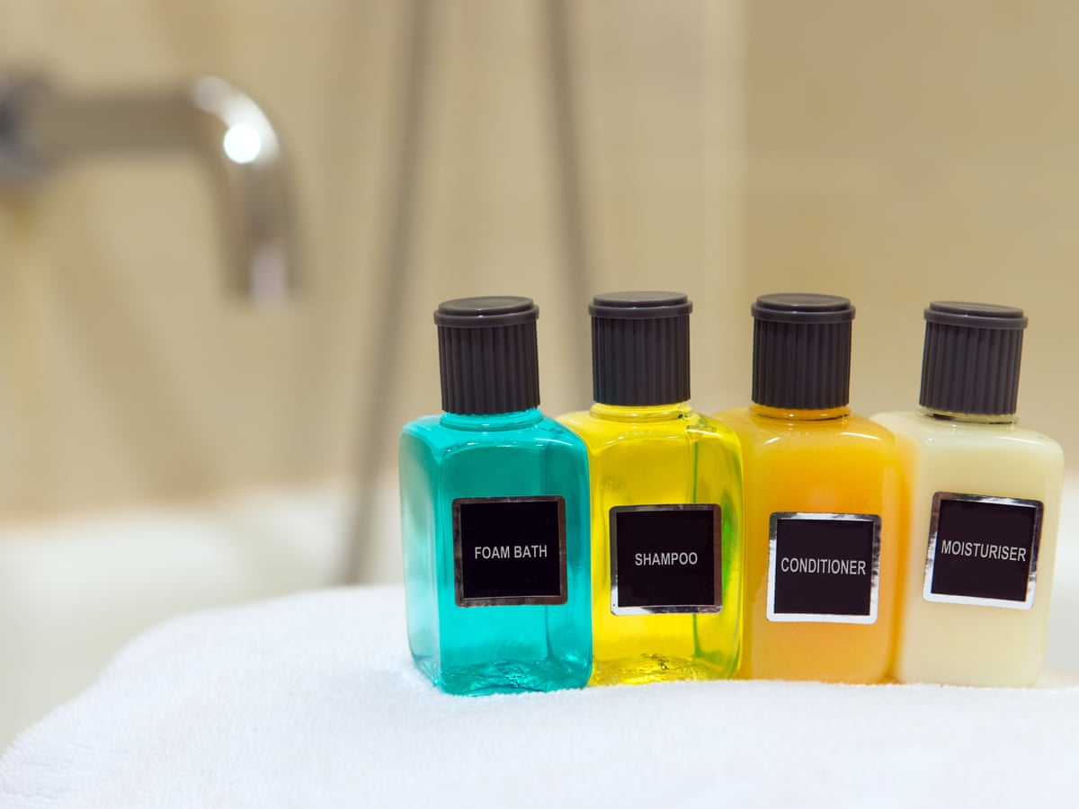 New York bans mini toiletry bottles from hotels, saving tons of plastic from the ocean