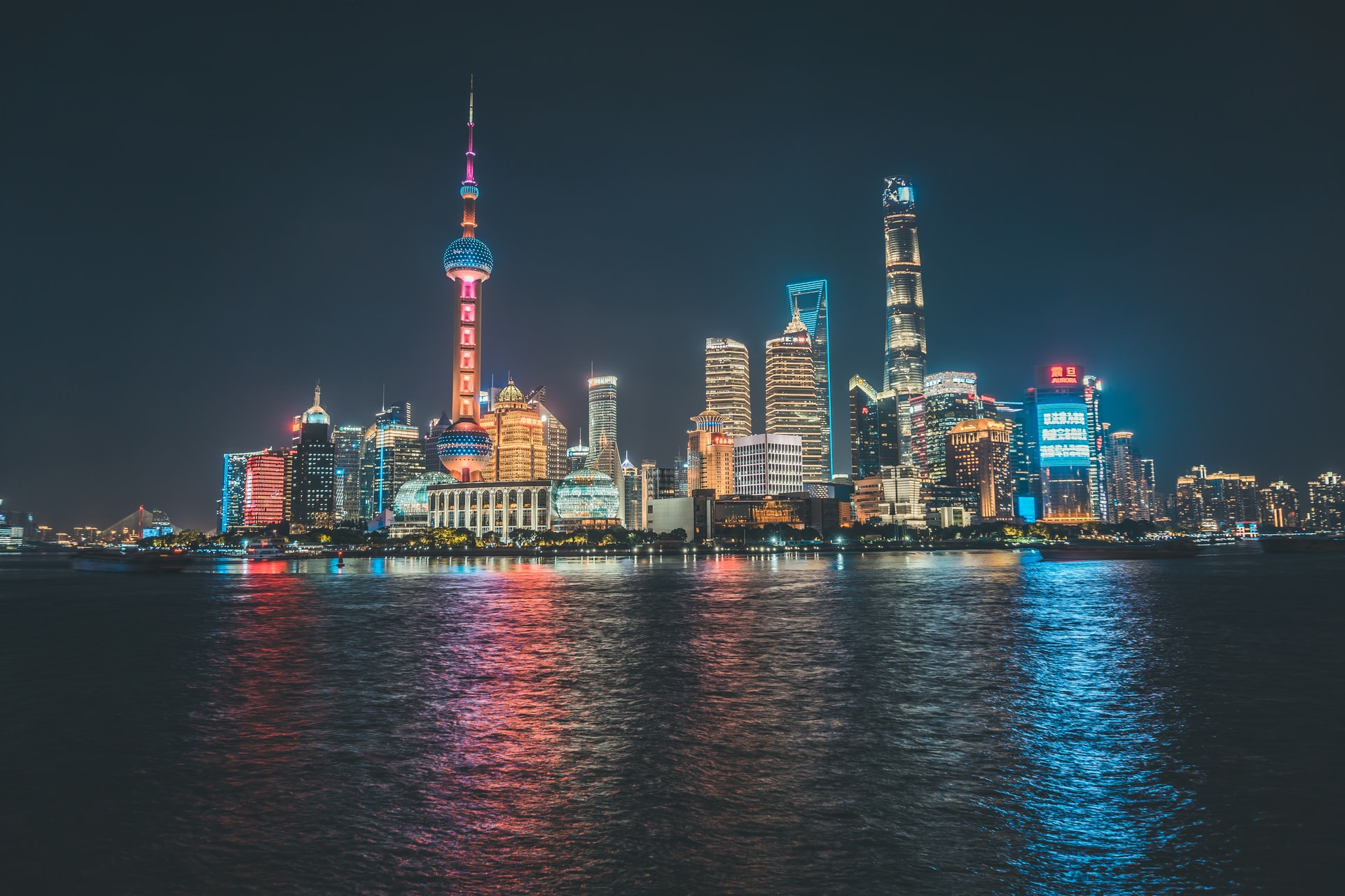 Shanghai leads way in China's carbon transition