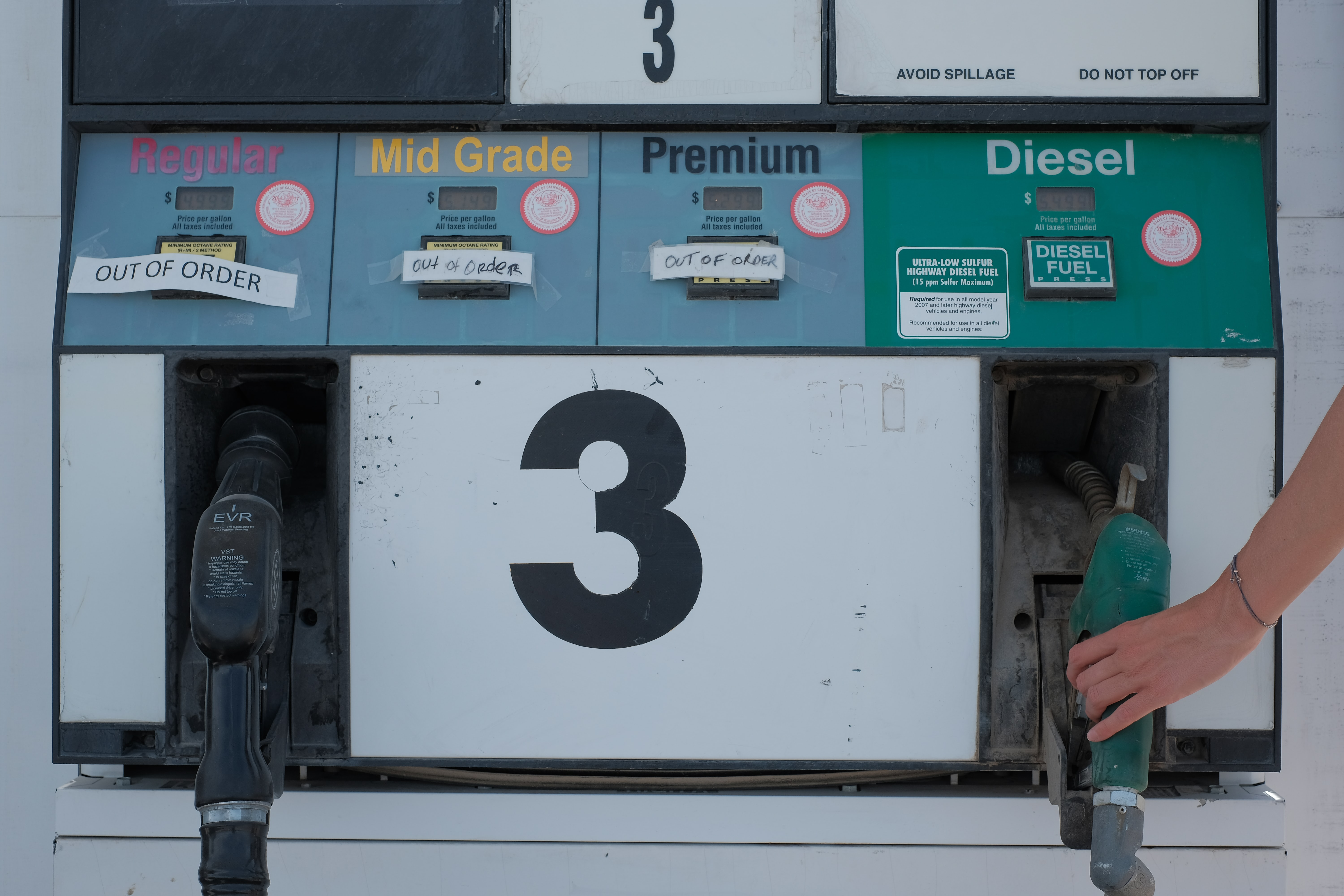 Why it's the end of the road for petrol stations