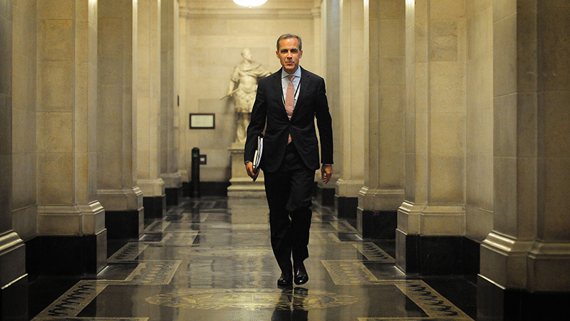 Regulate business to tackle climate crisis, urges Mark Carney