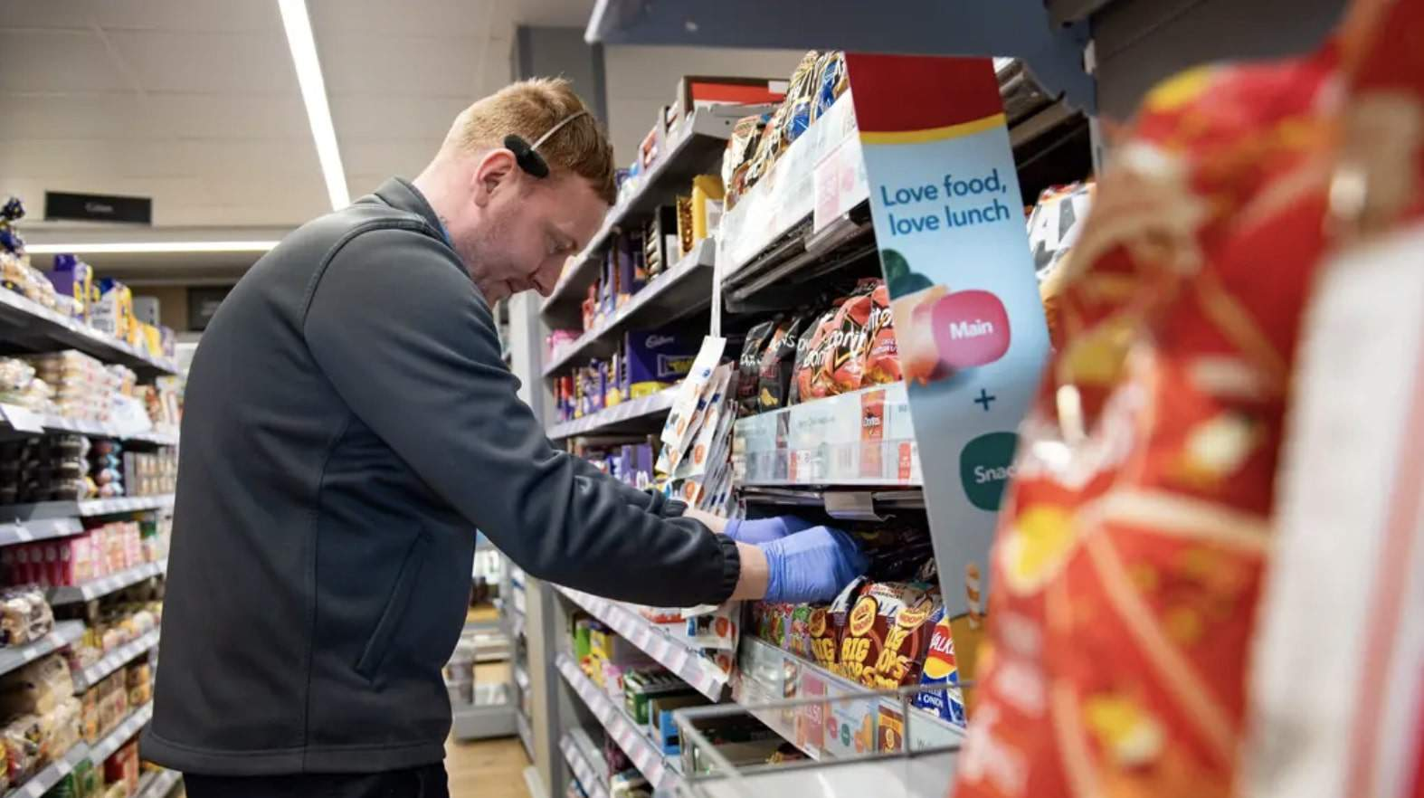 Unilever: Breakthrough as food industry giant introduces carbon footprint labels on food