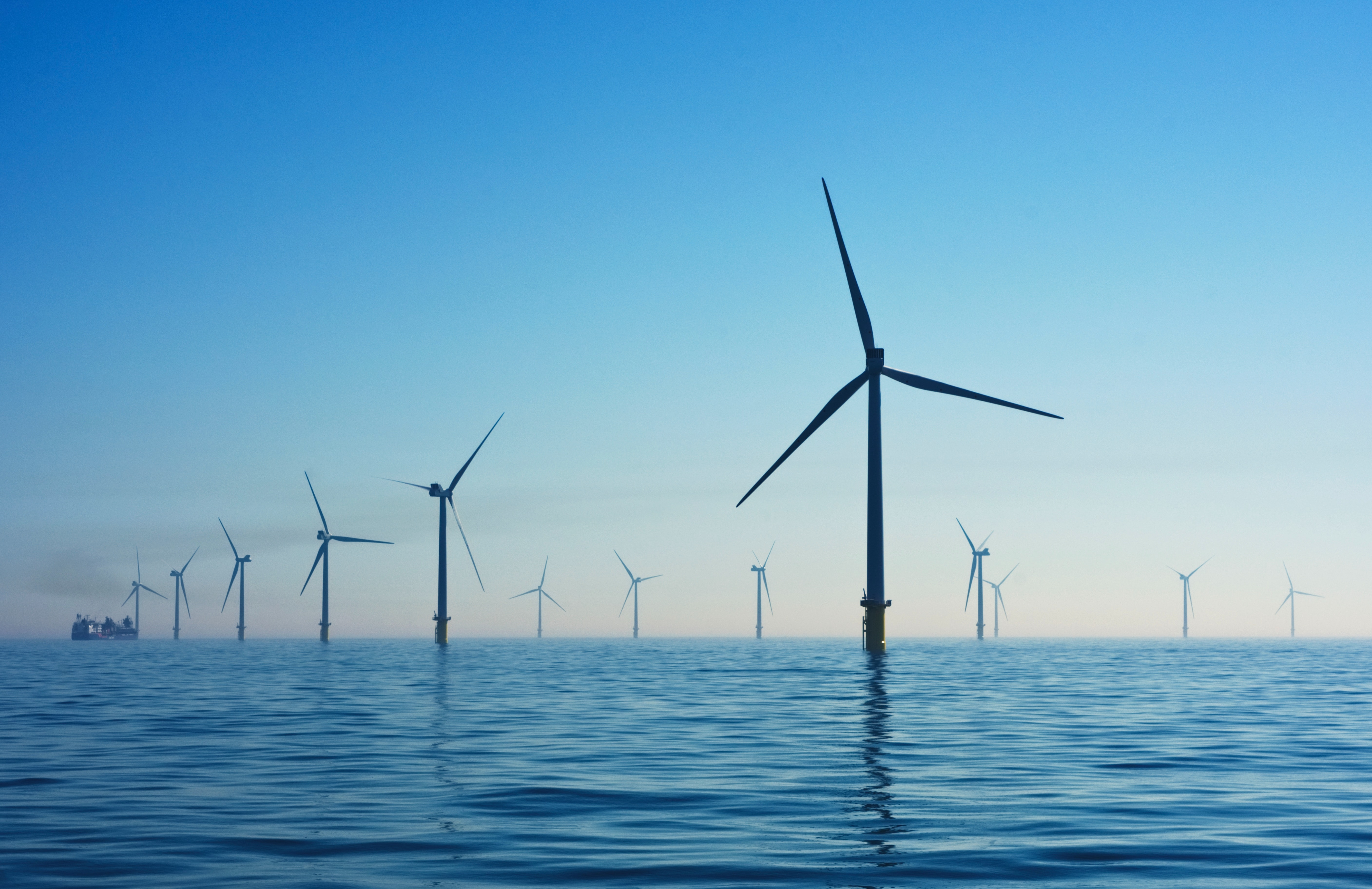 Australia has huge potential to develop offshore windfarms near existing substations