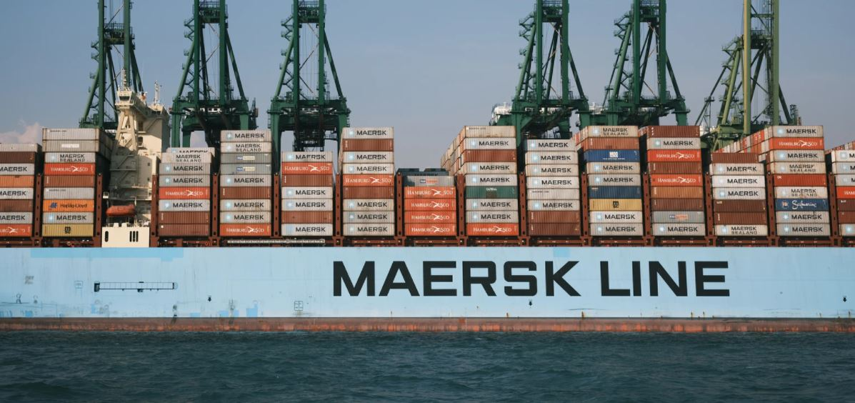 Shipping firm Maersk spends £1bn on 'carbon neutral' container ships