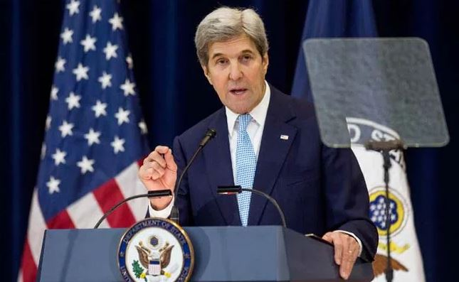 Cop26: world poised for big leap forward on climate crisis, says John Kerry